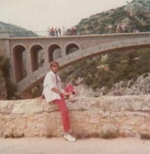 le pont souvenir